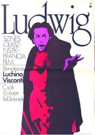 Ludwig - Hungarian Movie Poster (xs thumbnail)