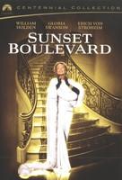 Sunset Blvd. - DVD movie cover (xs thumbnail)