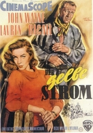 Blood Alley - German Movie Poster (xs thumbnail)