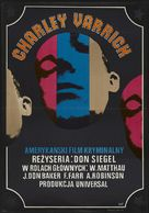 Charley Varrick - Polish Movie Poster (xs thumbnail)