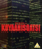 Koyaanisqatsi - British Movie Cover (xs thumbnail)