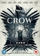 Crow - British Movie Cover (xs thumbnail)