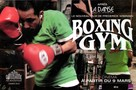 Boxing Gym - French Movie Poster (xs thumbnail)
