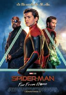 Spider-Man: Far From Home - Finnish Movie Poster (xs thumbnail)