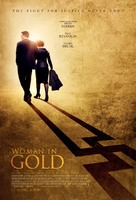 Woman in Gold - Theatrical movie poster (xs thumbnail)