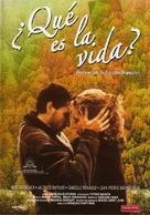 C'est quoi la vie? - Spanish Movie Poster (xs thumbnail)
