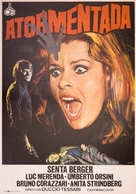 L'uomo senza memoria - Spanish Movie Poster (xs thumbnail)