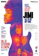 All Is by My Side - Italian Movie Poster (xs thumbnail)
