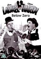 Below Zero - Australian DVD movie cover (xs thumbnail)