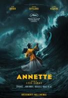 Annette - Portuguese Movie Poster (xs thumbnail)