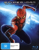 Spider-Man 2 - Australian Blu-Ray cover (xs thumbnail)