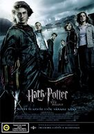 Harry Potter and the Goblet of Fire - Hungarian Movie Poster (xs thumbnail)