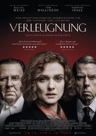 Denial - German Movie Poster (xs thumbnail)