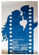 La nuit américaine - Swedish Movie Poster (xs thumbnail)