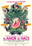 Kiki, el amor se hace - Chilean Movie Poster (xs thumbnail)