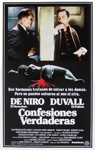 True Confessions - Spanish Movie Poster (xs thumbnail)