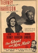 The Ghost and Mrs. Muir - poster (xs thumbnail)