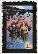 How to Train Your Dragon 2 - poster (xs thumbnail)