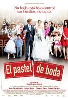 Pièce montée - Spanish Movie Poster (xs thumbnail)