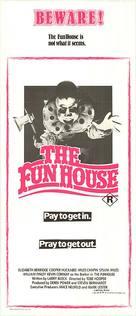 The Funhouse - Australian Movie Poster (xs thumbnail)