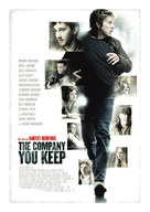 The Company You Keep - Swedish Movie Poster (xs thumbnail)