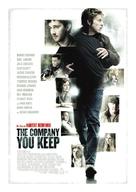 The Company You Keep - Swedish Movie Poster (xs thumbnail)