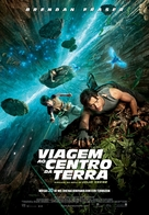 Journey to the Center of the Earth - Portuguese Movie Poster (xs thumbnail)