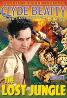 The Lost Jungle - DVD cover (xs thumbnail)