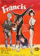 Francis - Danish Movie Poster (xs thumbnail)