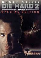 Die Hard 2 - DVD movie cover (xs thumbnail)