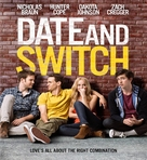 Date and Switch - Blu-Ray movie cover (xs thumbnail)