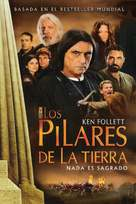 """The Pillars of the Earth"" - Spanish Movie Poster (xs thumbnail)"