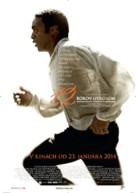 12 Years a Slave - Slovak Movie Poster (xs thumbnail)