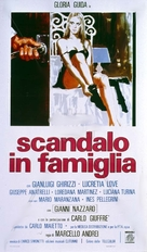 Scandalo in famiglia - Italian Movie Poster (xs thumbnail)