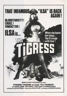 Ilsa the Tigress of Siberia - Movie Poster (xs thumbnail)