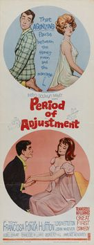 Period of Adjustment - Movie Poster (xs thumbnail)