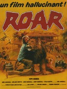 Roar - French Movie Poster (xs thumbnail)