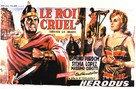 Erode il grande - Belgian Movie Poster (xs thumbnail)