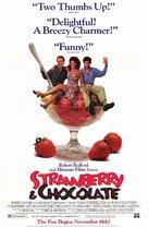 Fresa y chocolate - Movie Poster (xs thumbnail)