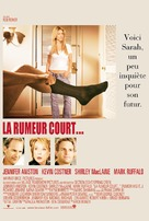 Rumor Has It... - French Movie Poster (xs thumbnail)