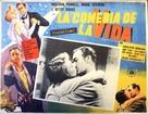 Dancing in the Dark - Spanish Movie Poster (xs thumbnail)