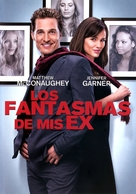 The Ghosts of Girlfriends Past - Argentinian DVD cover (xs thumbnail)
