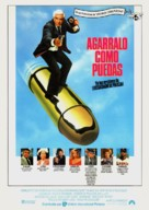 The Naked Gun - Spanish Movie Poster (xs thumbnail)
