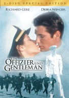 An Officer and a Gentleman - German DVD cover (xs thumbnail)
