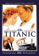 Titanic - DVD movie cover (xs thumbnail)