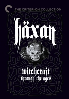 Häxan - DVD movie cover (xs thumbnail)