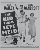 The Kid from Left Field - Movie Poster (xs thumbnail)