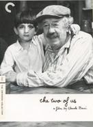 Le vieil homme et l'enfant - DVD movie cover (xs thumbnail)
