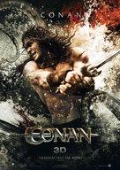 Conan the Barbarian - German Movie Poster (xs thumbnail)