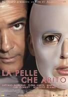 La piel que habito - Italian Movie Poster (xs thumbnail)